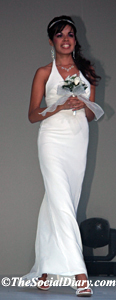 white bridal dress by jemima garcia