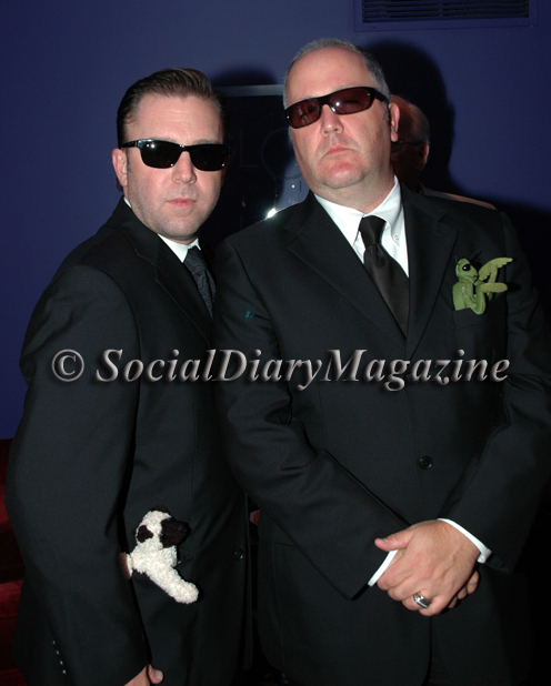 The Blues Brothers Marc Matys and Robert Gleason