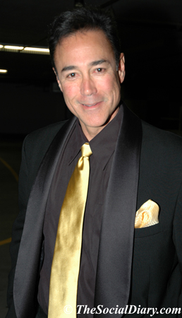 scott johnston in gold tie from the Ascot Shop