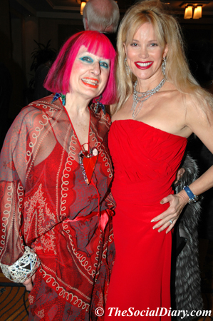 zandra rhodes and margo schwab